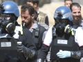 Syria faces chemical weapon allegations.