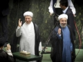 Moderate cleric: Iranian president Hasan Rouhani was sworn in as the president of Iran on August 4. The president has since then launched diplomatic efforts to salvage Iran's ties with the US and European countries.