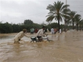 Natural disaster: Around 150 people were reported to have been killed in Monsoon flash floods that swept the Punjab, Balochistan and Afghanistan on August 5.