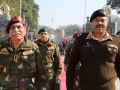 India-Pakistan DGMOs meet at the Wagah border for face to face talks first time after 14 years).
