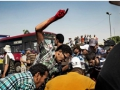 Others protested: Morsi's supporters held a massive demonstration in Cairo on July 5. Several were injured after security forces opened fire to disperse them.