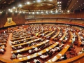 Pakistan's new government announces budget with outlay of PKR3.4 trillion.