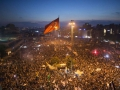 Taksim Square becomes Tahrir Square as anti-government protests take over Turkey.