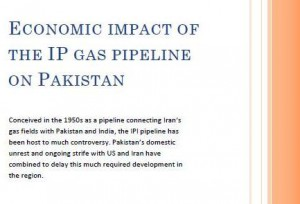 IP gas pipeline