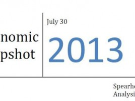 Economic Snapshot July-August 2013
