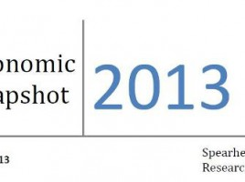 Economic Snapshot May-June 2013