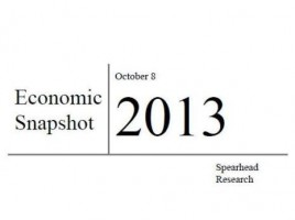 Economic Snapshot September
