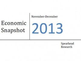 Pakistan's economic snapshot, November - December 2013