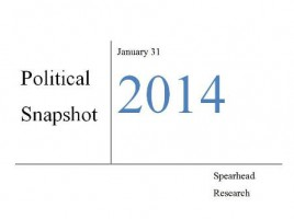 Pakistan's political snapshot, January - February 2014