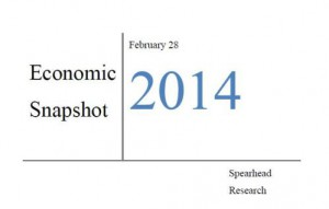 Pakistan's economic snapshot, February - March 2014