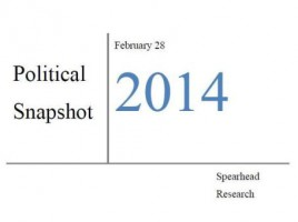 Pakistan's political snapshot, February - March 2014