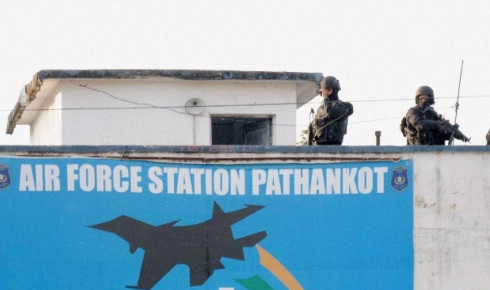 Air Force Station Pathankot