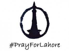 Pray for Lahore