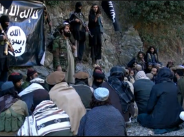 Islamic State Enters Al-Qaeda's Old Hotbed: Afghanistan and Pakistan