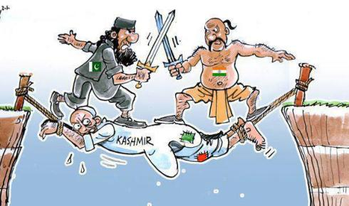 india-pakistan-kashmir-cartoon