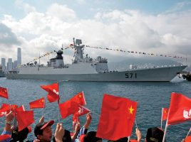 Russia's Arctic Dreams Have Chinese Characteristics