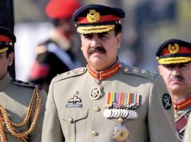 Editorial: Corps Commanders' conference