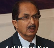 Pakistan a partner or a target by Asif Haroon Raja