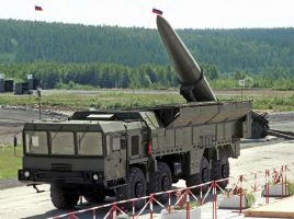 Russia deploys nuclear-capable missiles in Kaliningrad