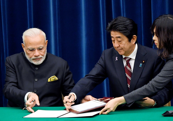 Japan's nuclear deal with India undermines its key principles