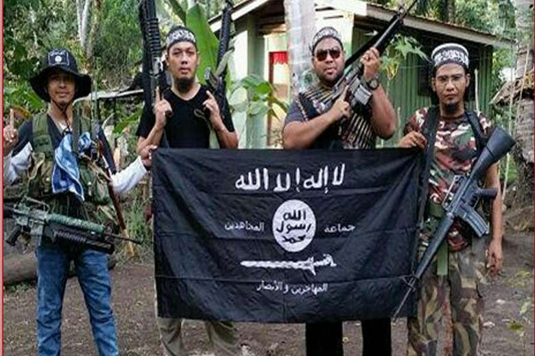 'Top IS Militants in Southeast Asia'