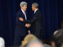 Exit Memo From Secretary Kerry to President Obama