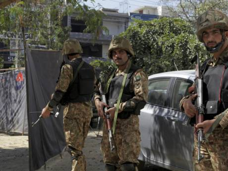 Tackling security challenges in Pakistan