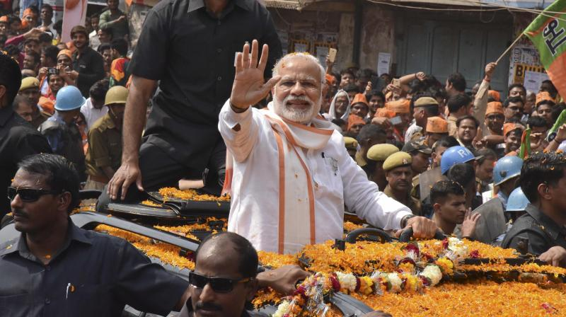 The Modi 'Wave': Implications of Uttar Pradesh State Elections