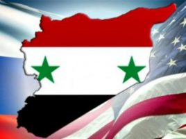 The United States, Syria and Russia