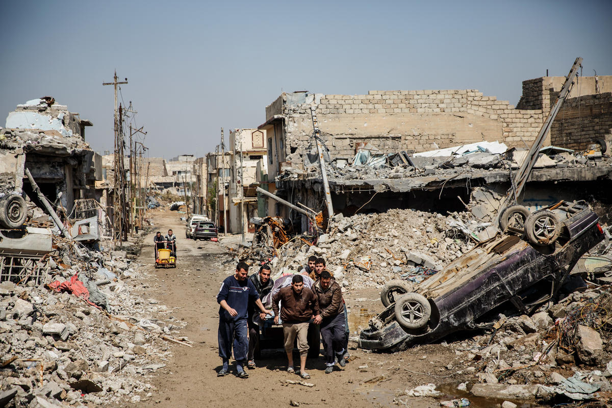 Civilian casualties from airstrikes grow in Iraq and Syria. But few are ever investigated