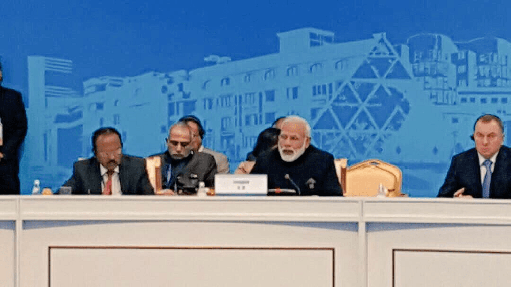 Was SCO Summit a Disaster for India?