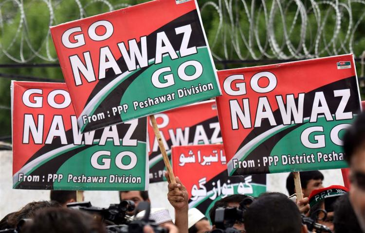 The ouster in Pakistan is actually a glimmer of hope