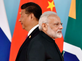 India's Strategic Choices: China and the Balance of Power in Asia