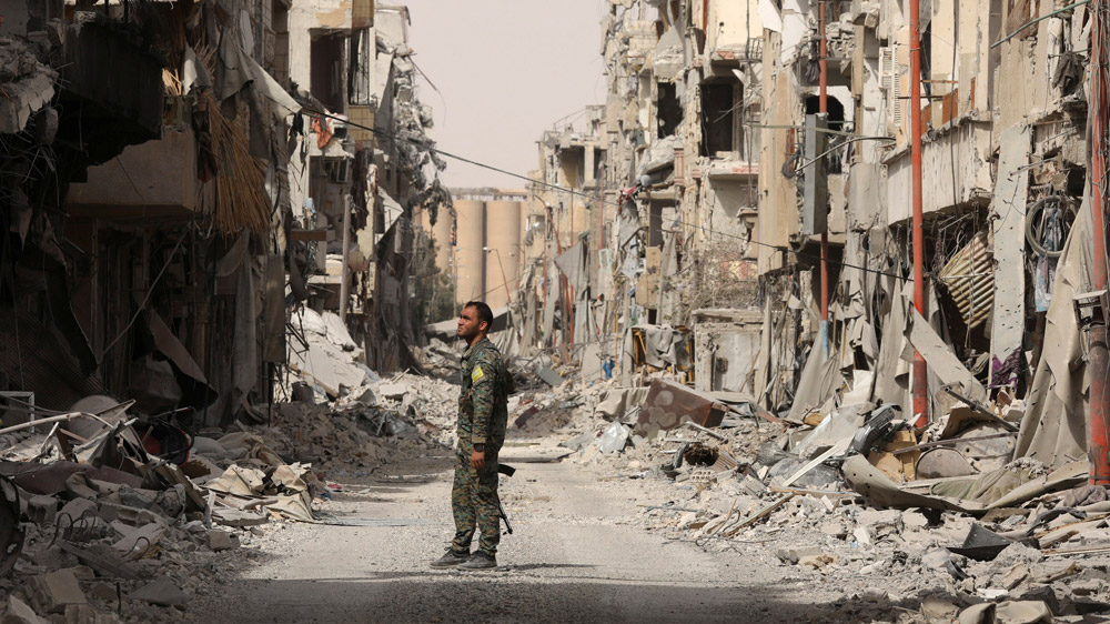 Mapping out Syria's remaining battles