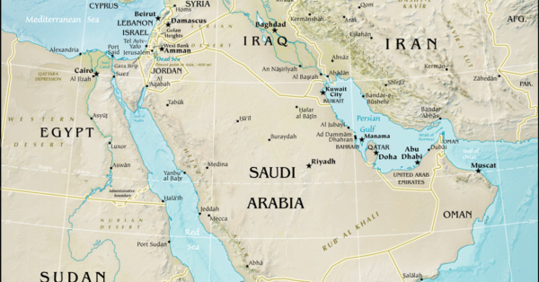 Signs of hope in the Middle East? Don't hold your breath