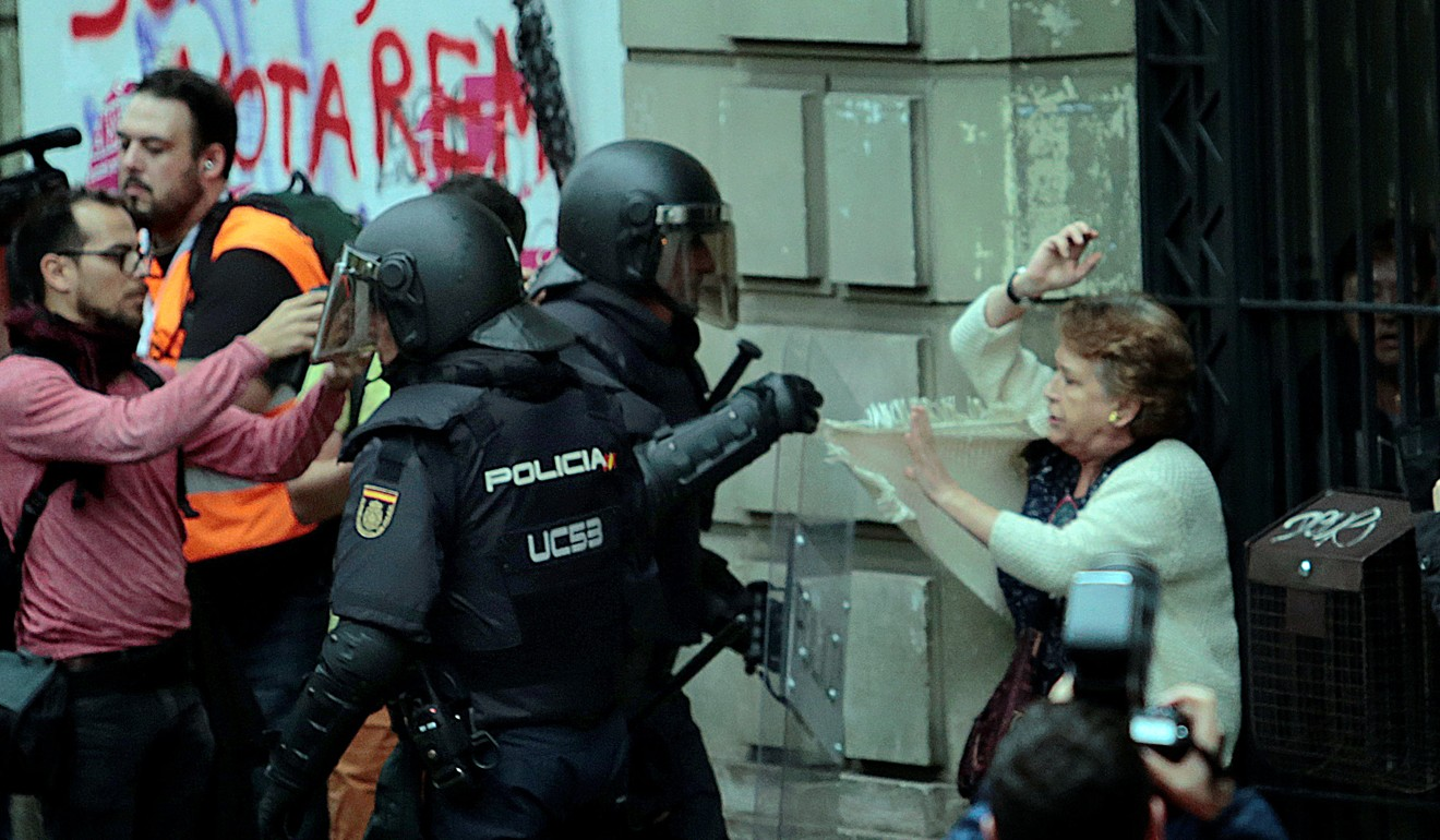 WHAT NEXT FOR CATALONIA? POLICE VIOLENCE AT INDEPENDENCE VOTE LEAVES SPAIN WITH BIG QUESTIONS