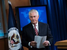 State Department Scraps Sanctions Office