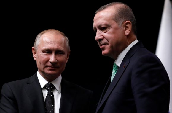 Turkey switches to full defiance of US, continues Putin courtship
