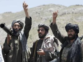 Afghan Peace Deal?: Four-Party Talks With Taliban in Turkey
