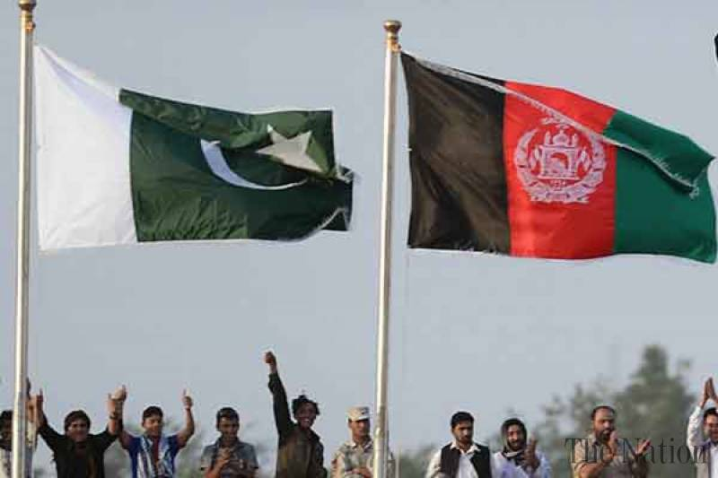 Pakistan's suggested Afghan Policy