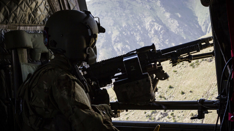 After 16 Years, Afghanistan War Is 'At Best A Grinding Stalemate,' Journalist Says