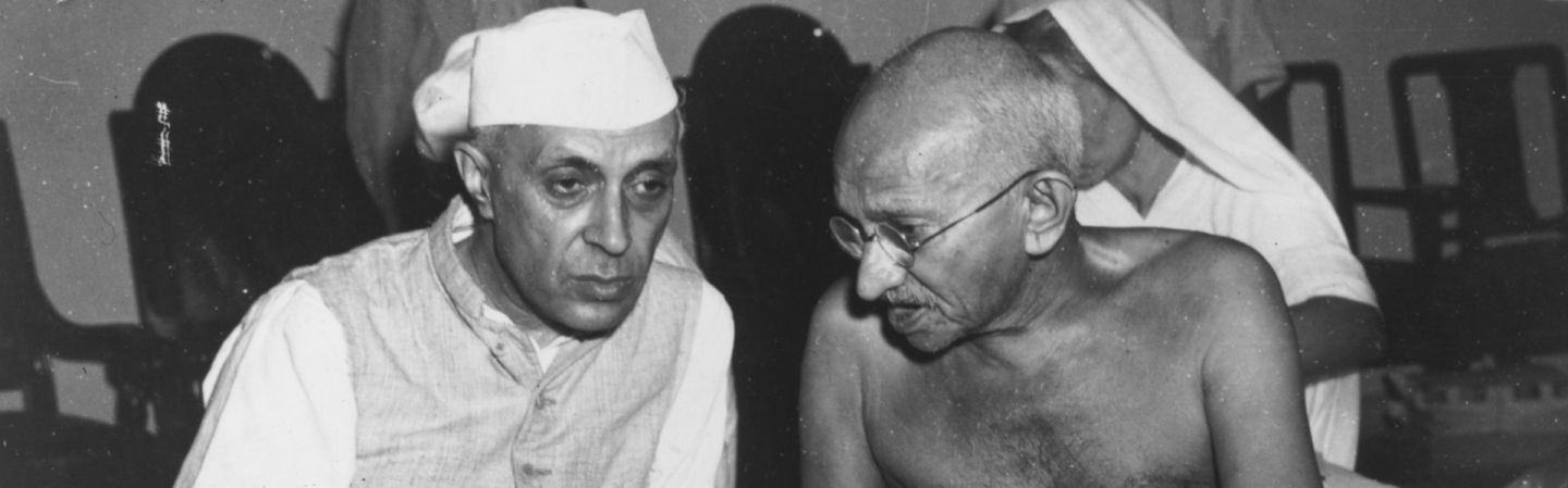 Gandhi, India and the Road Not Taken