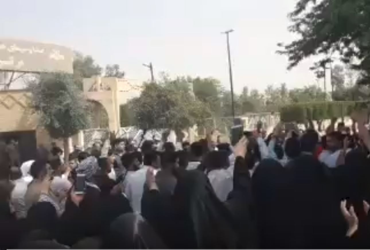Anticipated harder US policy towards Iran magnifies Iranian Arab protest