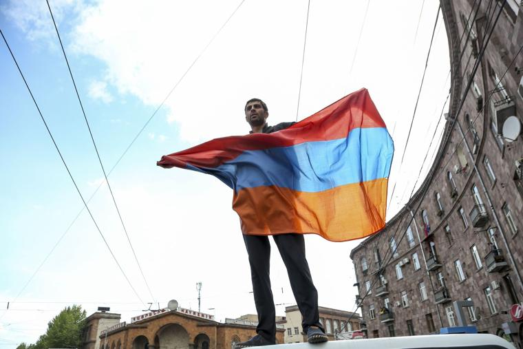 Armenia opposition leader demands snap election after PM resigns