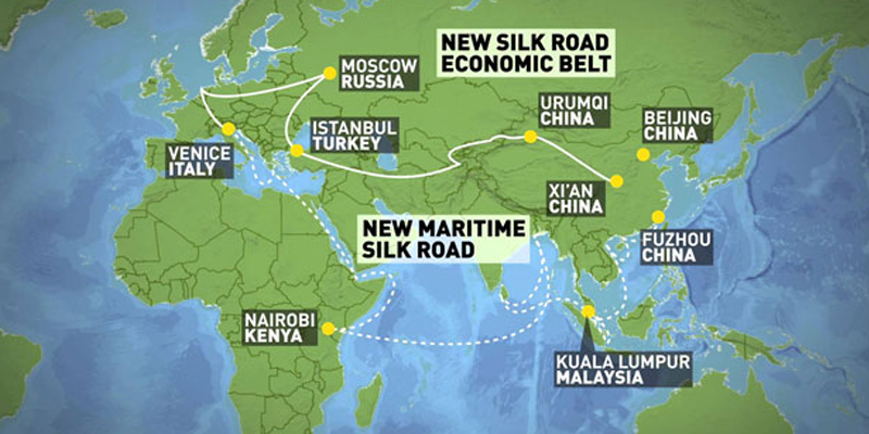 South Asia and the Maritime Silk Road: Far From Plain-sailing