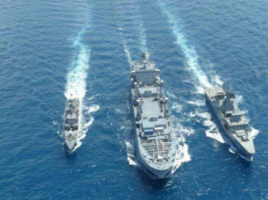 "The Nautical Dimension of India's ""Act East"" Policy"