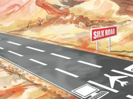 Hello to New Silk Road