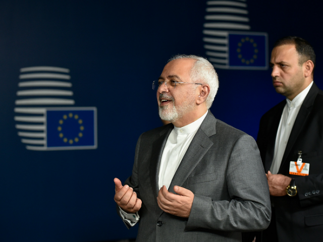 Iran FM hails 'good start' in talks with EU to save nuclear deal
