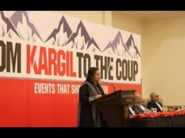 Book review - From Kargil to the Coup