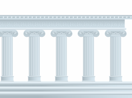 Five pillars of the political structure